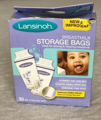 Breast Milk Freezer Bags