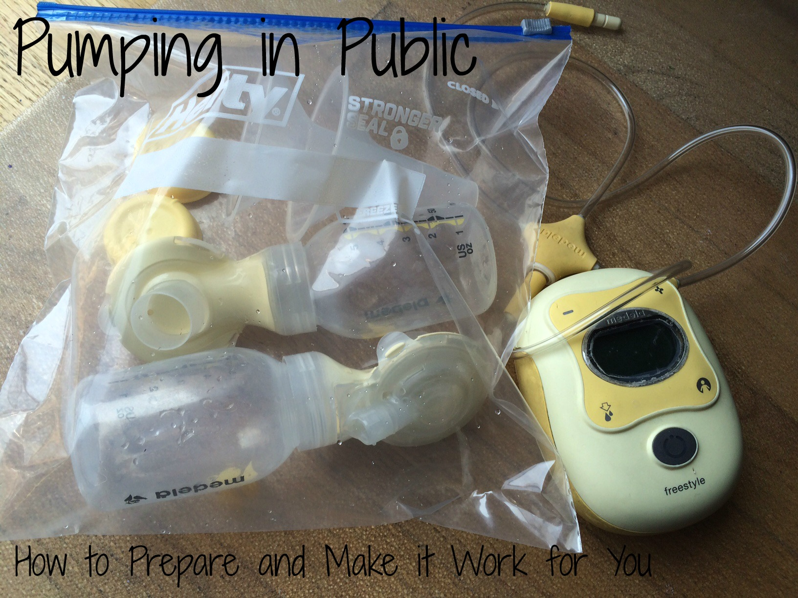 Pumping in Public: Making it Work for You