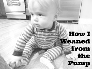 weaning-from-the-breast-pump-my-experience