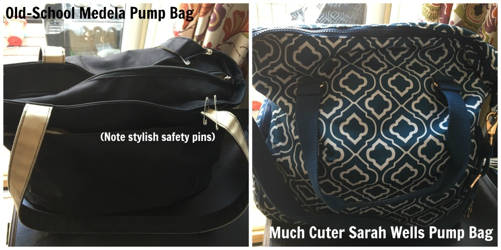 Review: Sarah Wells Lizzy Pump Bag