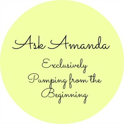 Ask the Extreme Pumper: Exclusively Pumping from the Beginning