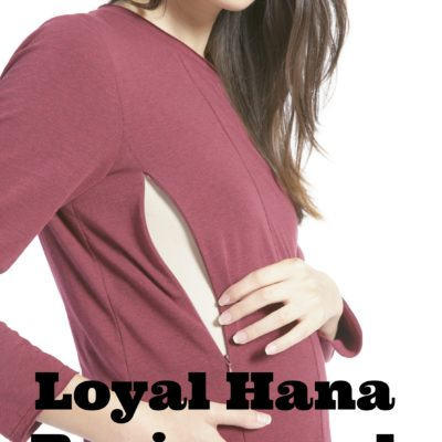 Review: Loyal Hana Nursing (Pumping!) Top