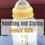 Handling And Storing Breast Milk When You Are Exclusively Pumping