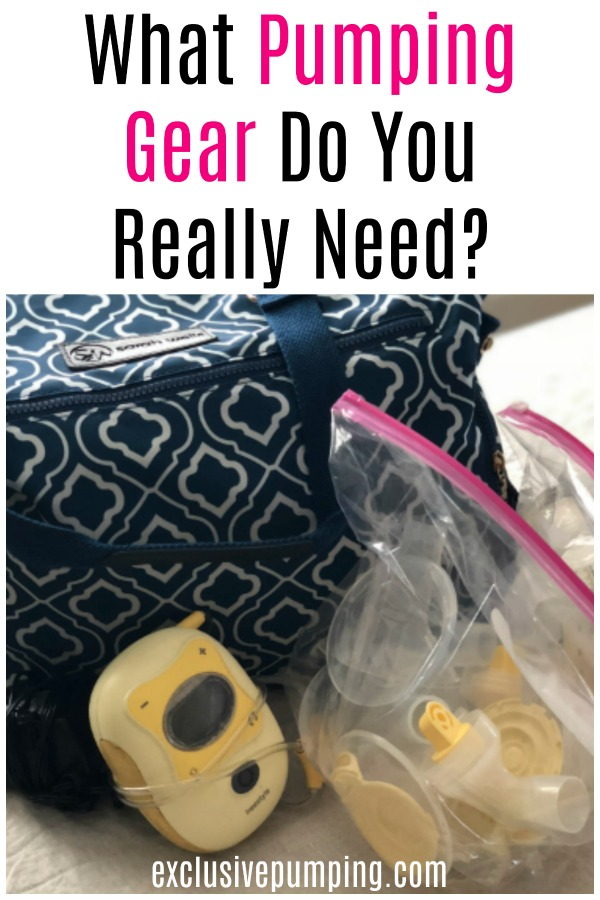 What Breast Pumping Accessories Do You Really Need?