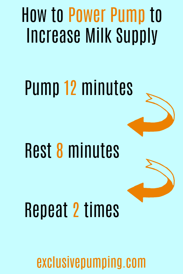 How to Power Pump