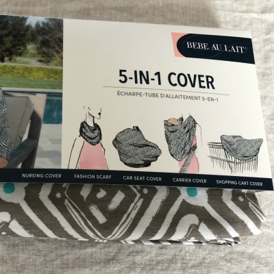 Bebe Au Lait 5-in-1 Nursing Cover Review