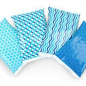 Ice Packs for Pumping Moms
