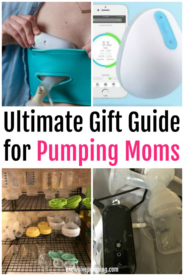 Gifts for Breastfeeding Moms: Ultimate Gift Guide for Pumping Moms