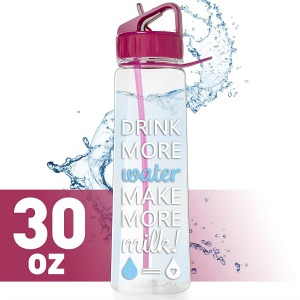 Breastfeeding Mom Water Bottle