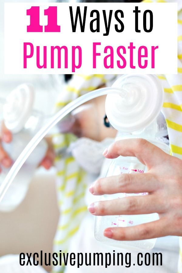 When Pumping Takes Too Long 11 Ways To Pump Breast Milk -4702