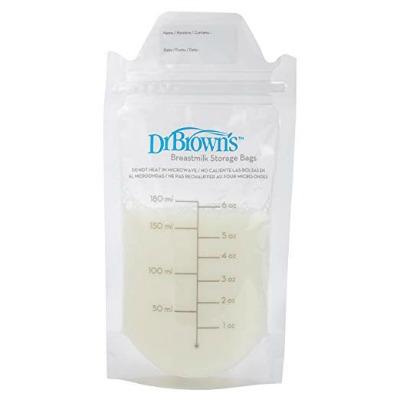 Dr Brown's Breast Milk Storage Bags