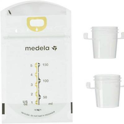 Medela Pump and Save Breast Milk Storage Bags