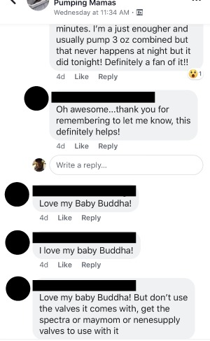 Baby Buddha Breast Pump Reviews