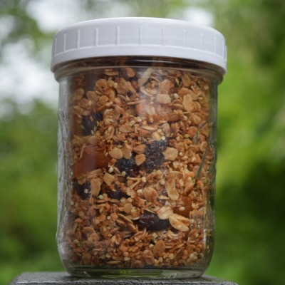 Healthy Lactation Granola