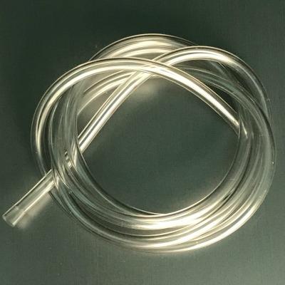 Breast pump tubing