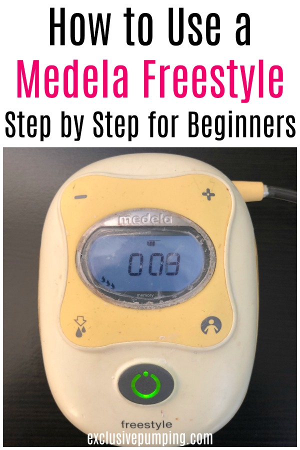 How to Use a Medela Freestyle
