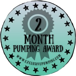 Two Month Pumping Award
