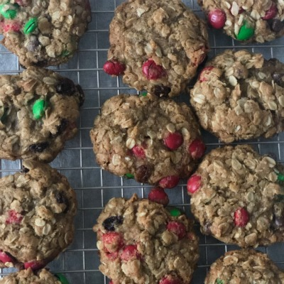 Holiday Lactation Cookies for Increasing Milk Supply